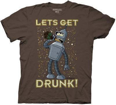 Futurama - Let's Get Drunk