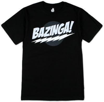 Big Bang Theory - Bazinga!