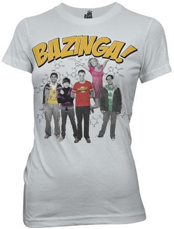 Juniors: Big Bang Theory- Bazinga Group