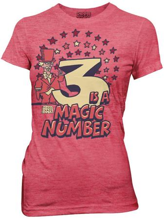 Juniors: School House Rock - Three Is The Magic Number