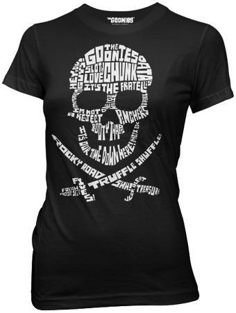 Juniors: Goonies - Quote Skull