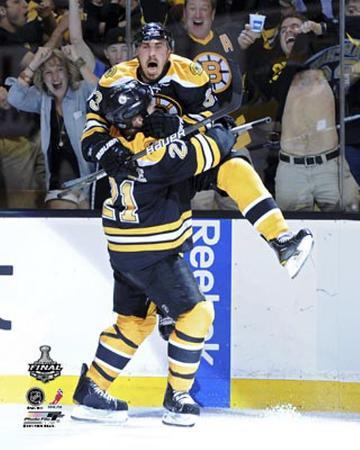 Boston Bruins - Brad Marchand & Andrew Ference