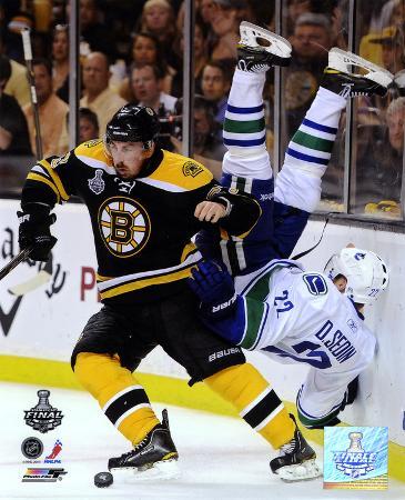 Boston Bruins - Brad Marchand Check