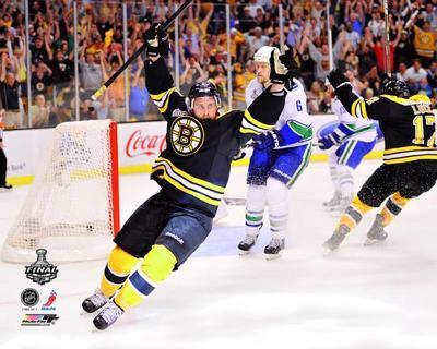 Boston Bruins - Rich Peverley Celebration