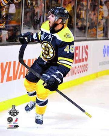 Boston Bruins - David Krejci Celebration