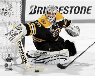 Boston Bruins - Tim Thomas Spotlight