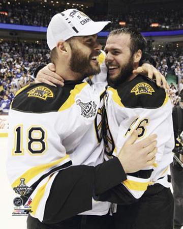 Boston Bruins - David Krejci & Nathan Horton