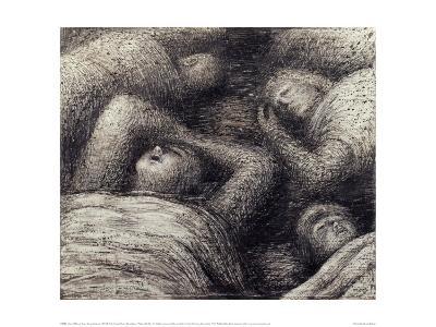Four Grey Sleepers, 1941