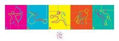 London 2012 Paralympics, Dynamic Pictograms