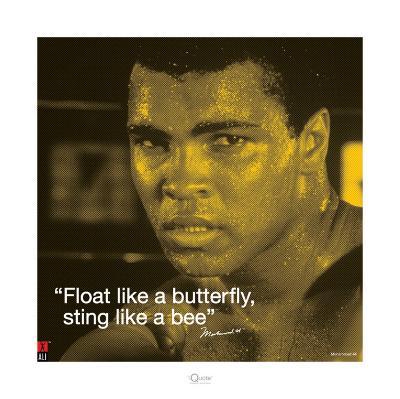 Muhammad Ali: Float Like a Butterfly