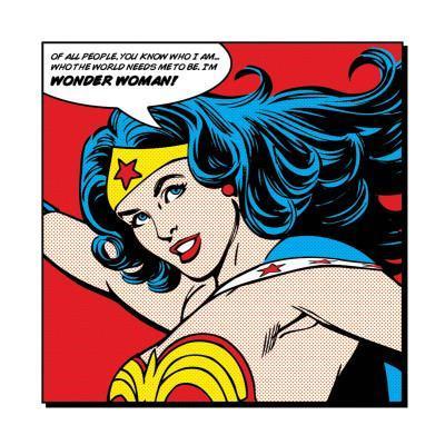 Wonder Woman: Of All People