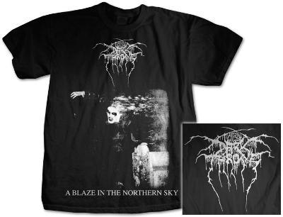 Dark Throne - A Blaze in the Northern Sky