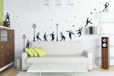 Starlight Dancing Wall Decal Sticker