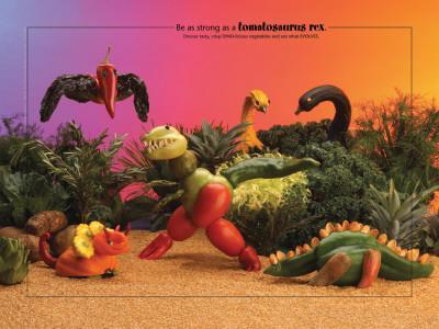 Dino Foodscapes™