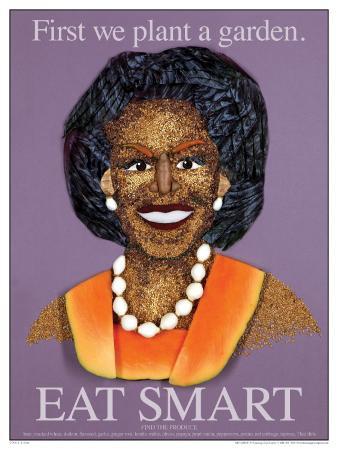 Eat Smart: Michelle Obama
