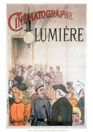 Lumiere Cinematographe, c.1900