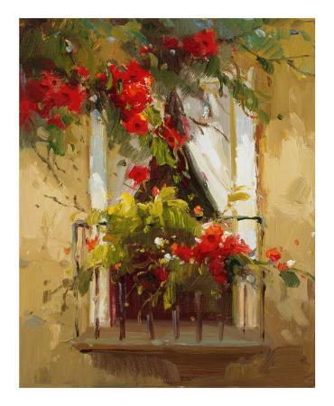 Romantic Window I