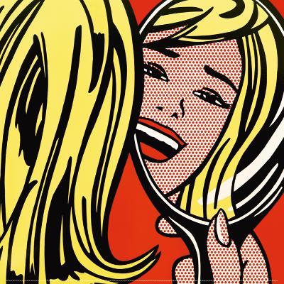 Girl in Mirror, c.1963