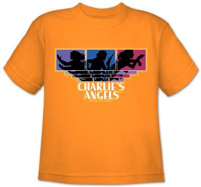Toddler: Charlie's Angels-Tri-Color Angels