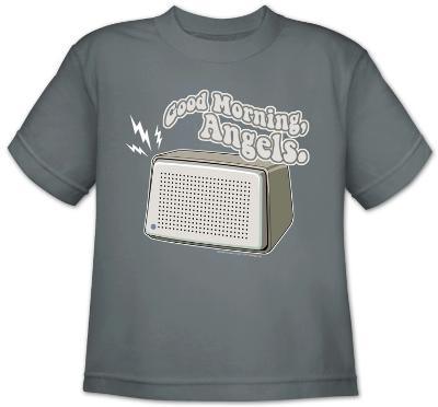 Toddler: Charlie's Angels-Good Morning Angels