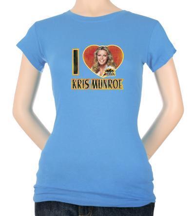 Juniors: Charlie's Angels-I Love Kris