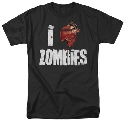 I Bloody Heart Zombies