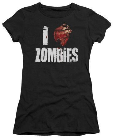 Juniors: I Bloody Heart Zombies