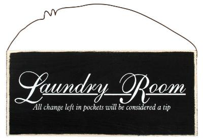 Laundry: Sorting Out Life