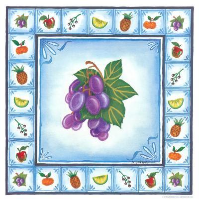 Blue Fruits II