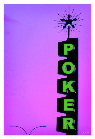 Poker - Fushia