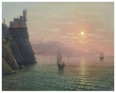 Yalta Sunset