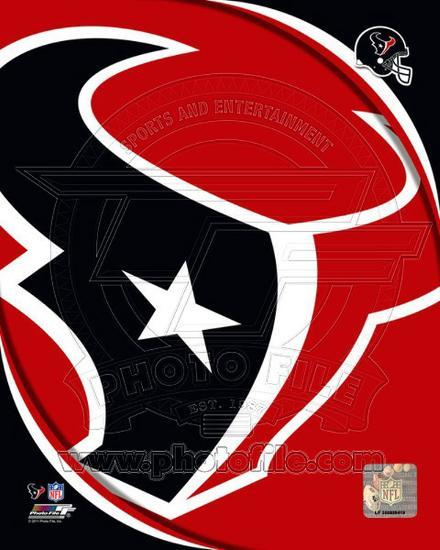 Houston Texans 2011 Logo Photo at AllPosters.com