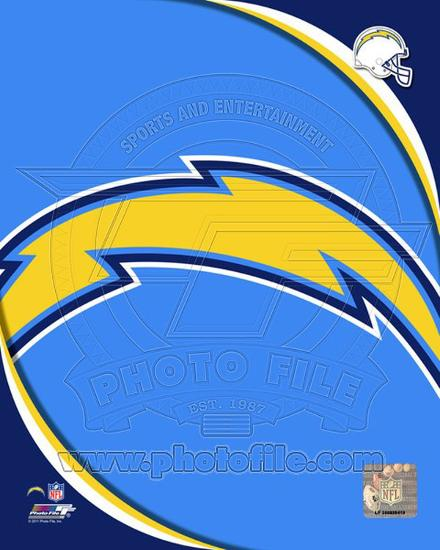 San Diego Chargers Home Schedule: San Diego Chargers 2011 Logo Stretched Canvas Print At