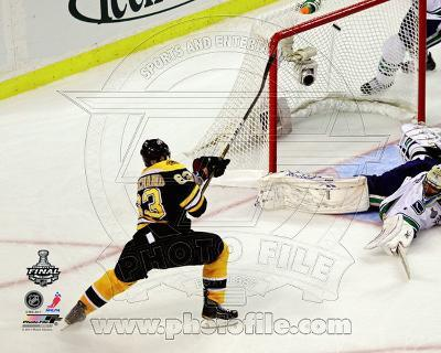 Brad Marchand Goal Game 3 of the 2011 NHL Stanley Cup Finals(#16)