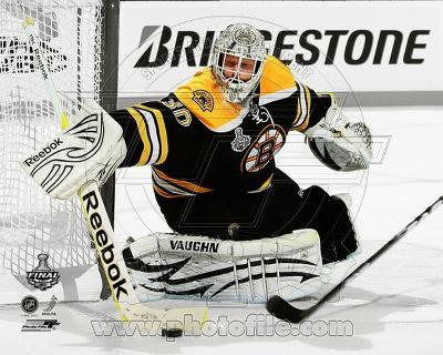 Tim Thomas Game 6 of the 2011 NHL Stanley Cup Finals Spotlight Action