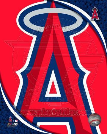 2011 Los Angeles Angels Team Logo