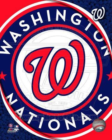 2011 Washington Nationals Team Logo