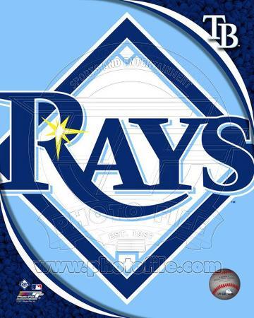 2011 Tampa Bay Rays Team Logo