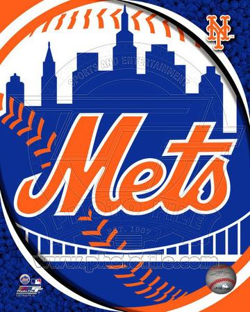 2011 New York Mets Team Logo