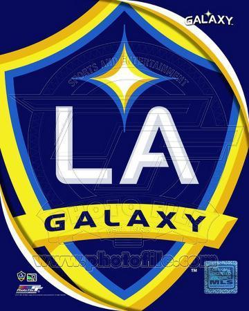 2011 LA Galaxy Team Logo