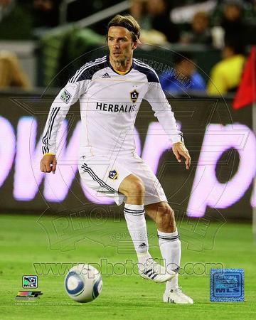David Beckham 2011 Action