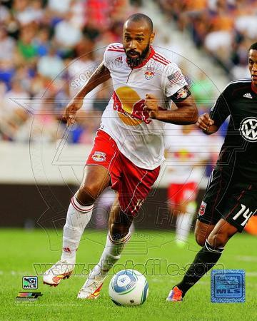 Thierry Henry 2011 Action