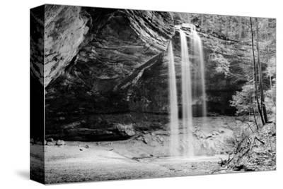 Waterfall, Hocking Hills State Park, Ohio