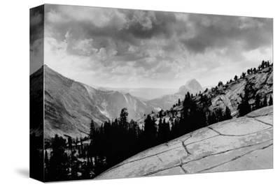 Flat Rocks, Yosemite National Park, California
