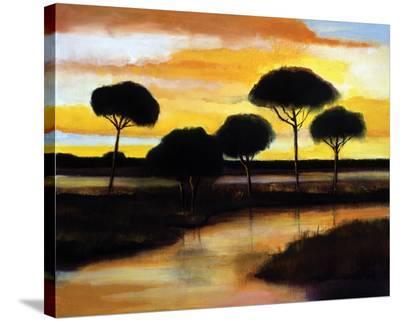 Alberi di Pisa at Sunset