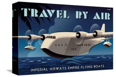 Travel By Air, Imperial Airways Empire Flying Boat