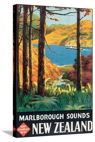Marlborough Sounds, New Zealand