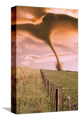 Tornado On Field