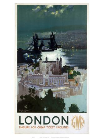 London by GWR