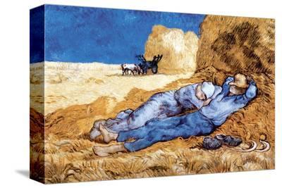 Midday Rest (after Millet), c.1890